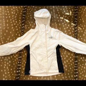 The Northface Women's rain jacket